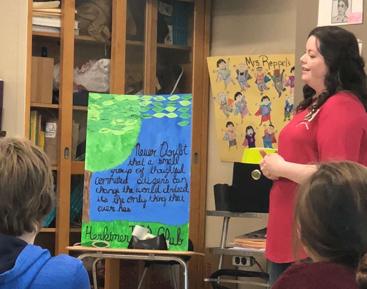 Guest speaker teaches tools to fight online bullying