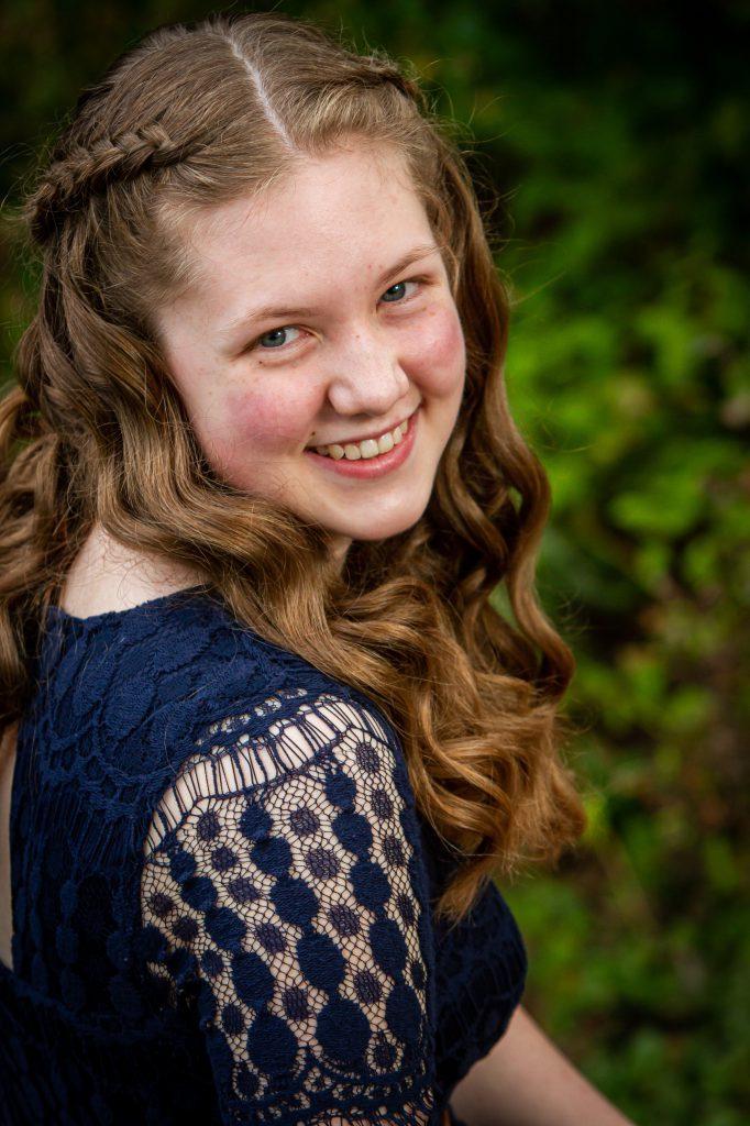 Picture of Ella Wilcox smiling
